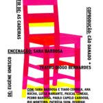 Cadeiras poster design atelier d'alves